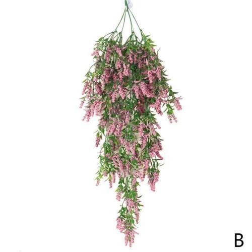 Artificial Ivy Flower Vine Garland Hanging Home Garden Trailing Basket Plants UA