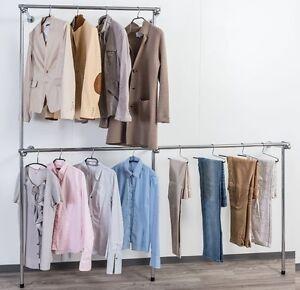 Kleiderstange Dachschräge kleiderständer wandregal kleiderstange gardeobe dachschräge