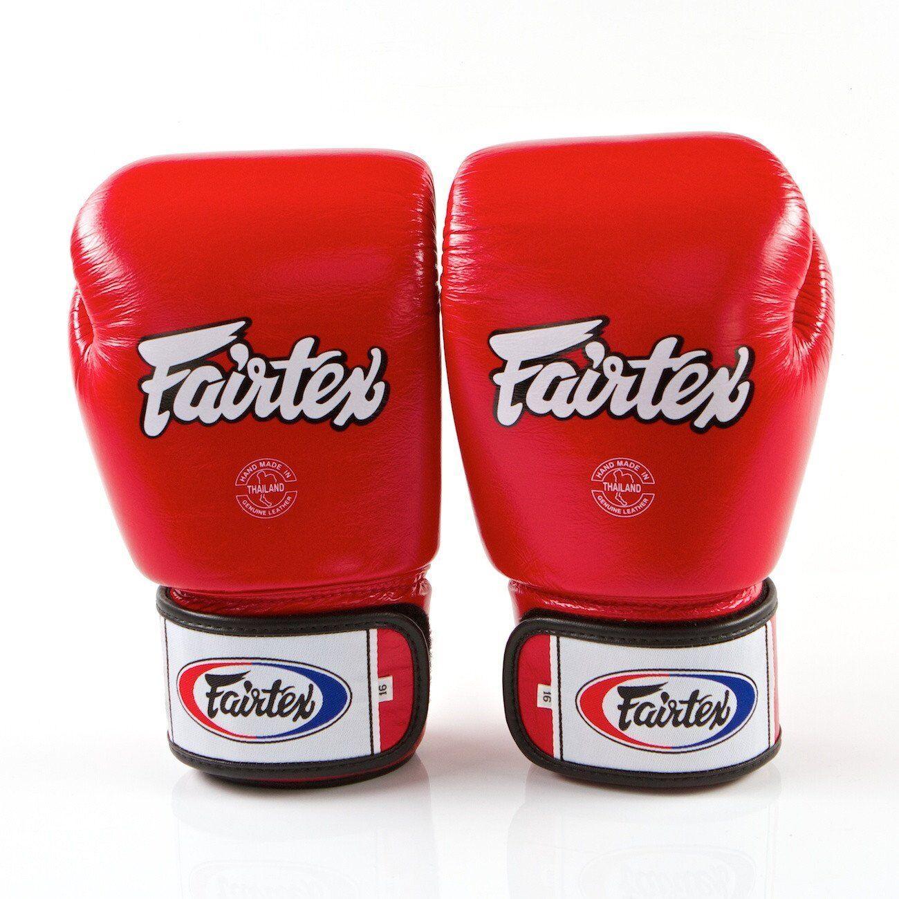 Fairtex Leder Leder Fairtex Boxhandschuhe, BGV-1 für Thaiboxen, Muay Thai und MMA 68a10e