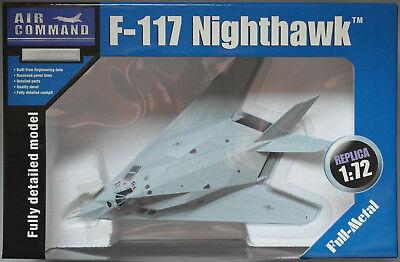 Generoso Sun Star Air Command F-117 Nighthawk Us Air Force Scorpion 1 1:72 Nuovo/scatola Originale Plane-mostra Il Titolo Originale