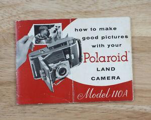 POLAROID-MODEL-110A-INSTRUCTION-BOOK-196379