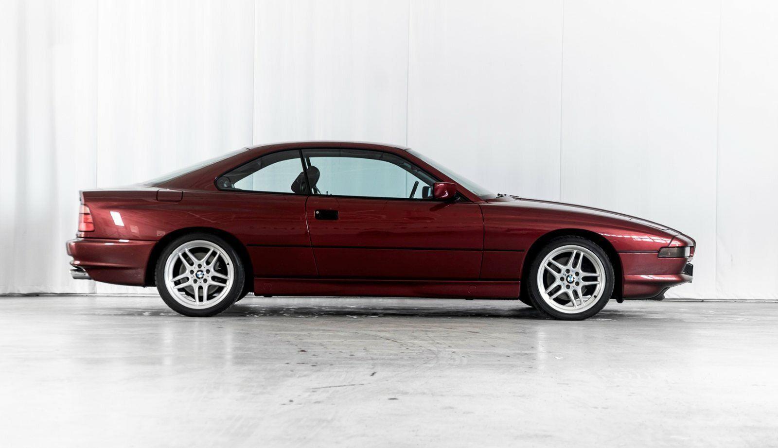 BMW 850i 5,0 V12 Coupé aut. 2d - 2.572 kr.