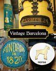 Vintage Barcelona by Instituto Monsa de Ediciones (Paperback, 2014)