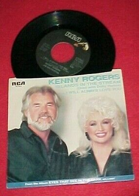 """Dolly Parton & Kenny Rogers """"Islands In The Stream"""" """"I ..."""