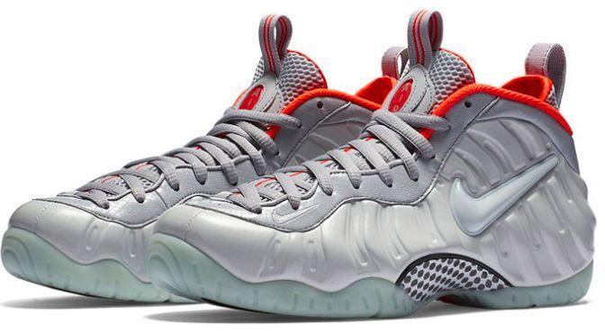 Nike air foamposite pro ridotta di puro platino yeezy le dimensioni 8 - 15 autentico
