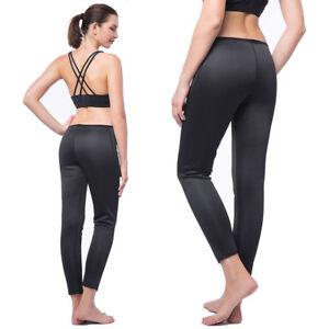 e047367a2 Plus Size Women s Neoprene Body Shaper Thermo Yoga Sauna Slimming ...