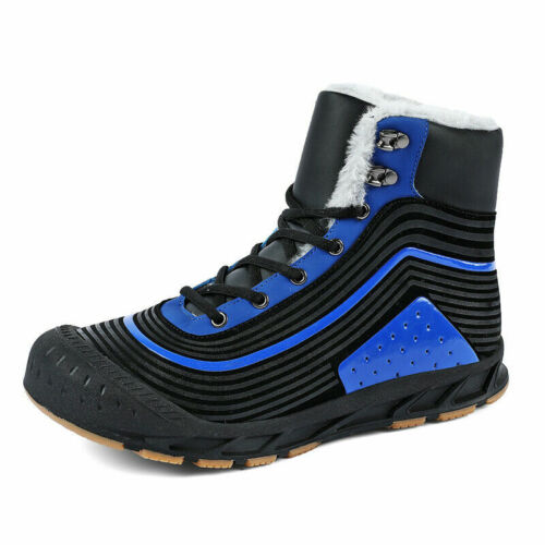 Details about  /MENS HIKING BOOTS NEW WALKING HI TOPS TRAIL WINTER TREKKING ANKLE SNEAKERS SHOES