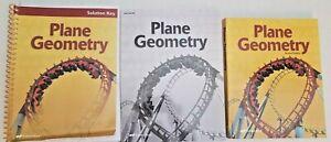 Abeka-Plane-Geometry-11th-Grade-CURRENT-ED-Textbook-Solution-Key-Test-quiz-Key