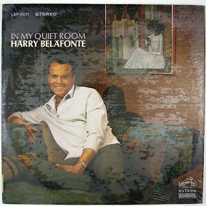 HARRY BELAFONTE In My Quiet Room  LP 1966 POP VOCAL NM- NM-