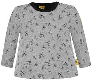 STEIFF® Baby Jungen Langarmshirt Shirt Ringel F//S 68-86 2019 NEU!