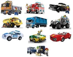 10 Lego City Undercover Vinyl Wall Stickers 3 Tailles A6 A5 A4-afficher Le Titre D'origine Performance Fiable