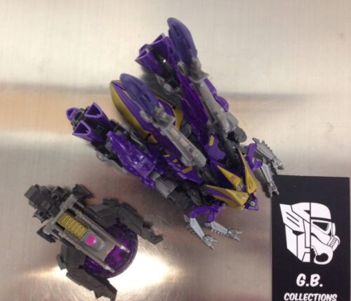 Transformers Fall Of Cybertron Kickback DLX Class 100/% Complete