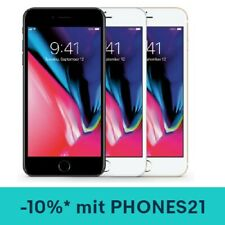 APPLE IPHONE 8 64GB - Spacegrau, Silber, Gold - Wie Neu - Ohne Simlock - WOW