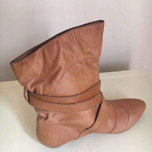 Para mujeres Con Cordones Cremallera Tacón Alto Ejército Bloque Plataforma Punk Rock Ejército Alto Botas al Tobillo Zapatos Caliente d318e7