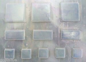 Set-11-asst-resin-tile-molds-from-1-034-just-under-2-034-x-1-4-034-thick