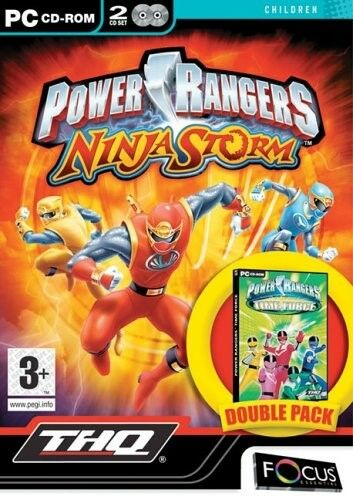 Power Rangers Double Pack (PC CD), New Software