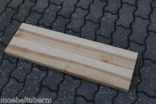 Treppenstufe Esche Kernesche Massiv Holz Brett Stufe Regalbrett für Treppe NEU