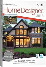 Chief Architect Home Designer Suite 2019 Usb