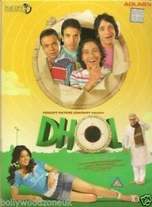 dhol-tusshar-Kapoor-Sharman-Joshi-Nuevo-Bollywood-DVD