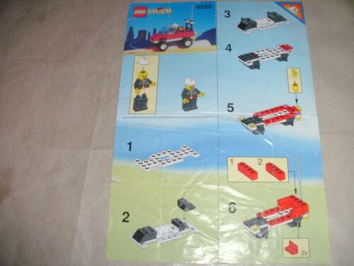 LEGO VINTAGE SET 3056 6442 6445 6470 6514 6516 6525 6511 /& MORE PICK 1 U WANT