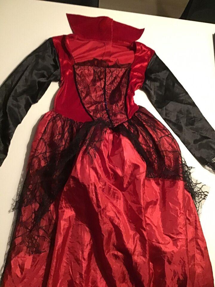 Udklædningstøj, Udklædningskjole str 152-156