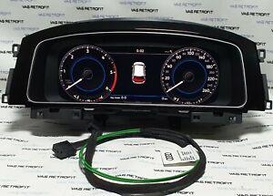 VW-GOLF-7-VII-VIRTUAL-COCKPIT-CLUSTER-5G1920791B-ACTIVE-INFO-DISPLAY-5G1-920-791