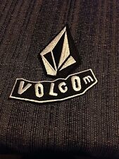 Volcom Brand Logo Patch Skate Ski Snow Surf Iron On Sew On Shirt Jacket Coat Bag