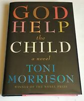 Toni Morrison God Help The Child Signed 1st & Unread