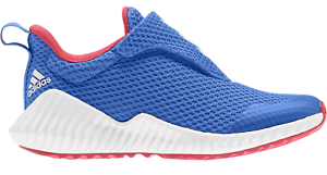 Details zu adidas Performance Kinder Freizeit Fitness Lauf Schuhe FortaRun AC K blau weiß