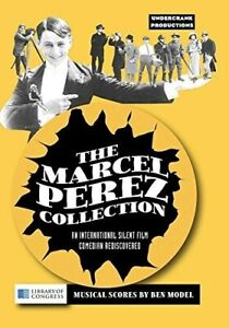 The-Marcel-Perez-Collection-Volume-1-New-DVD
