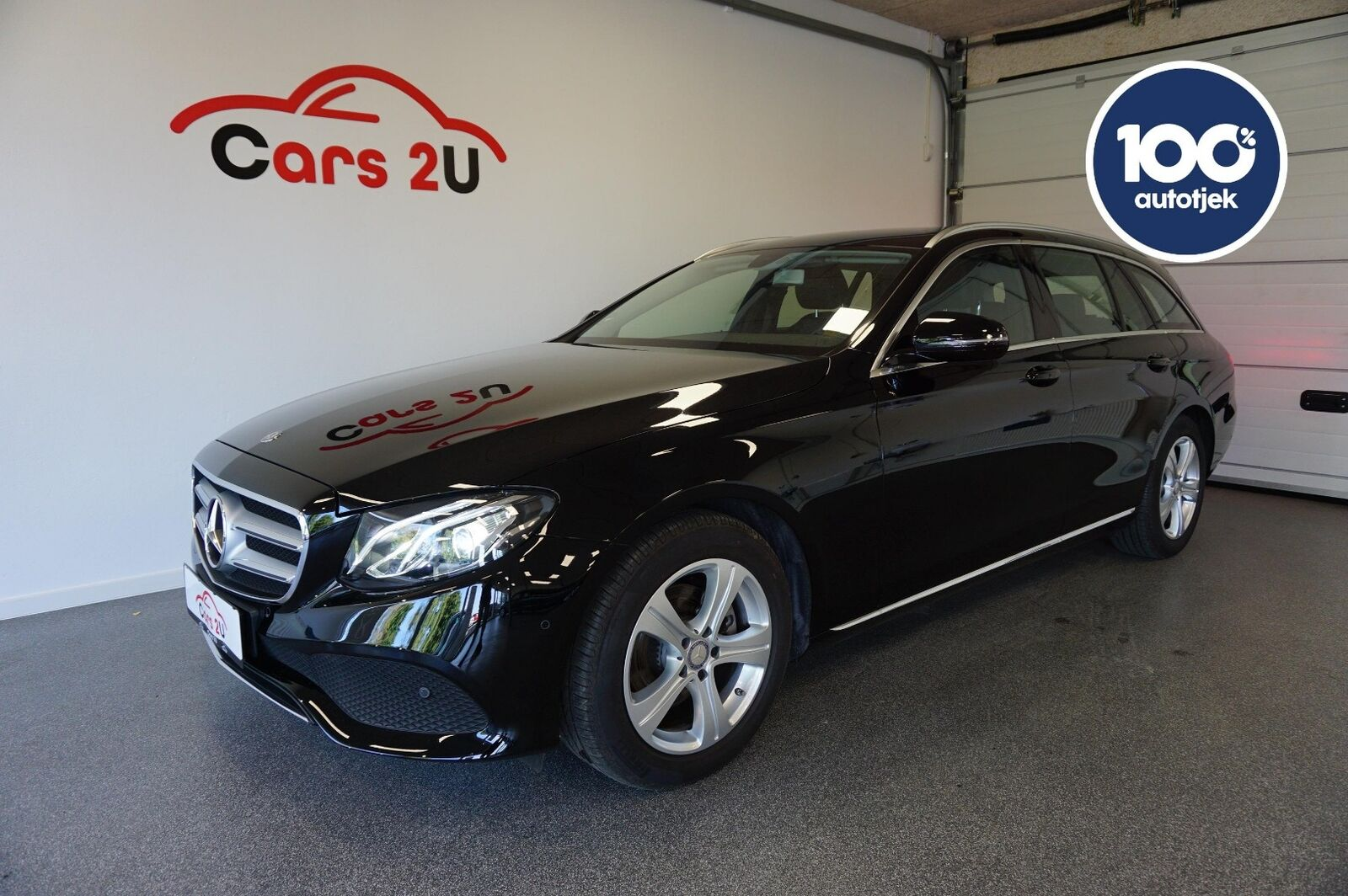 Mercedes E220 d 2,0 stc. aut. 5d - 469.900 kr.