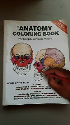 The Anatomy Coloring Book (4th Edition): By Wynn Kapit ...