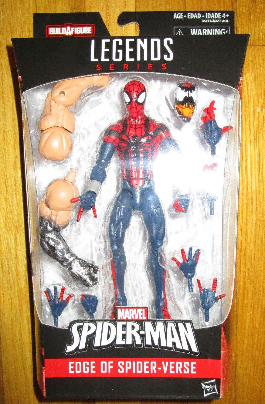 Marvel Legends Infinite SPIDER-MAN BEN REILLY 6  Figure BAF ABSORBING MAN
