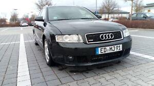 Audi A4 Avant 1.8t B6 S-line 163PS