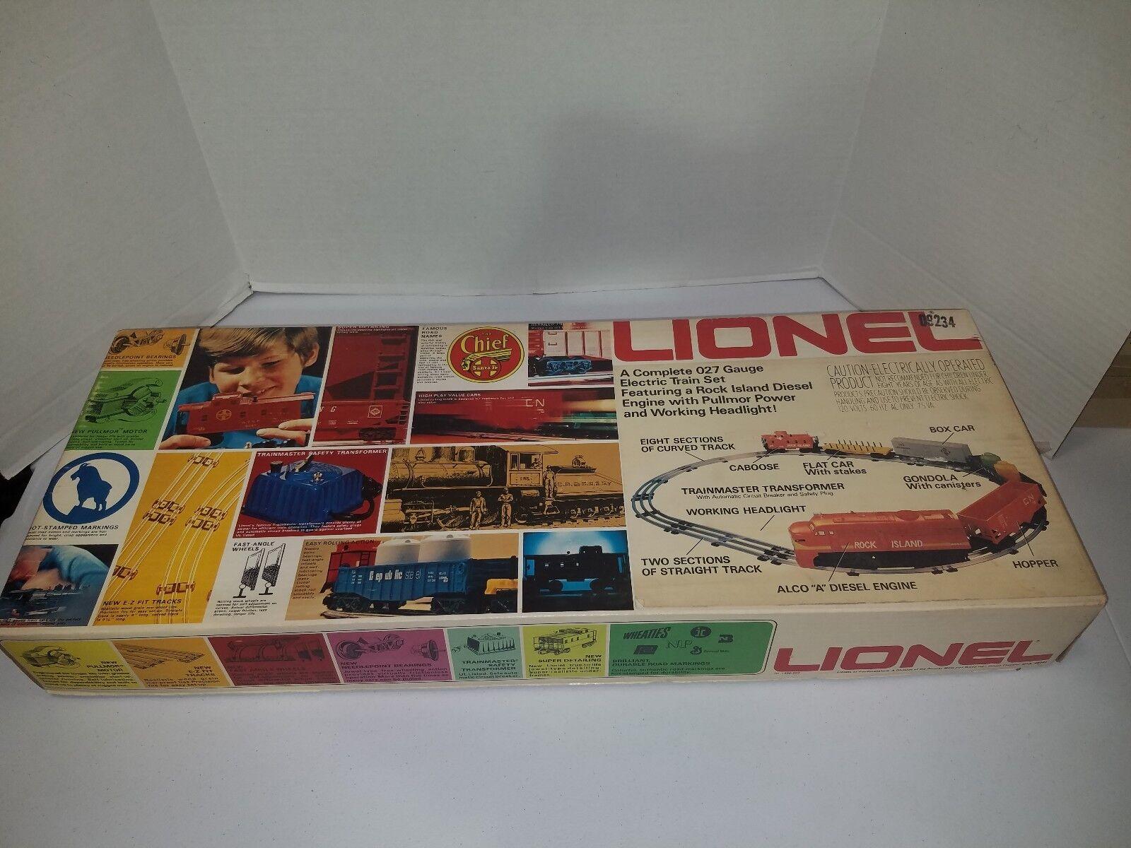 Lionel Sears 6 Unit Diesel Set SEALED