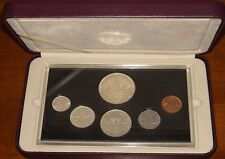 1953 Canada YEAR SET  in a VERY NICE 1953-2003 E.II JUBILEE PROOF SET Case!
