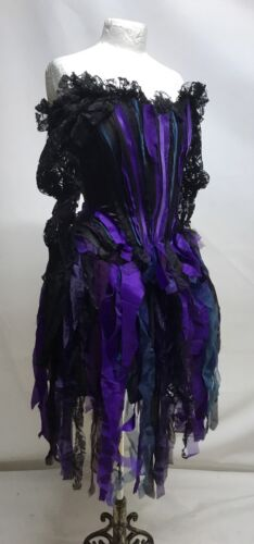 Halloween// Macbeth Theatrical Outfit By Raven Gothic