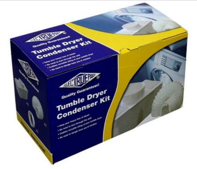 Universal asciugatrice condensatore kit di sfiato scatola /& tubo flessibile adatto a tutte le marche di computer