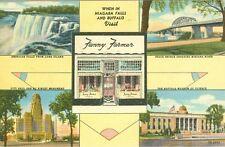 Buffalo, NY When in Buffalo and Niagara Falls visit Fanny Farmer 1946