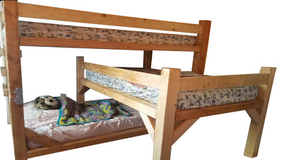 Triple Bunk Bed Plans Diy Wooden