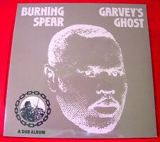 Burning Spear Garvey's Ghost LP 180g Vinyl RI+Insert 2011 NEW SEALED Dub (Marcus