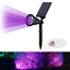 4LED-Purple-Solar-Garden-Spot-Light-Outdoor-Lawn-Landscape-Spotlight-Lighting thumbnail 2