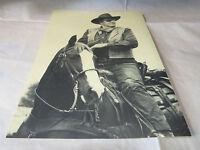 John Wayne - Mini Poster N&b 4