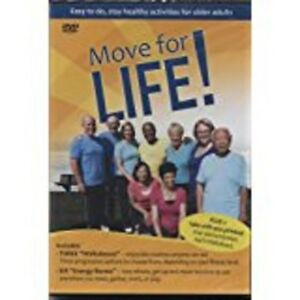 Move for Life (DVD) Easy To Do Workouts For Older Adults (DVD)