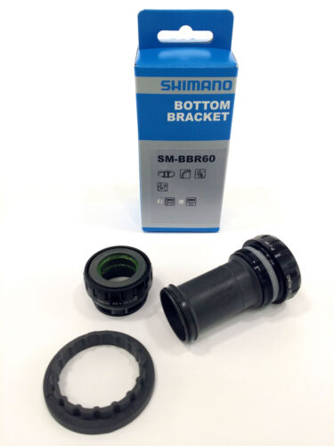 Shimano ULTEGRA Bottom Bracket Fit BB6700 BB6800 SM-BBR60B 68mm ENGLISH