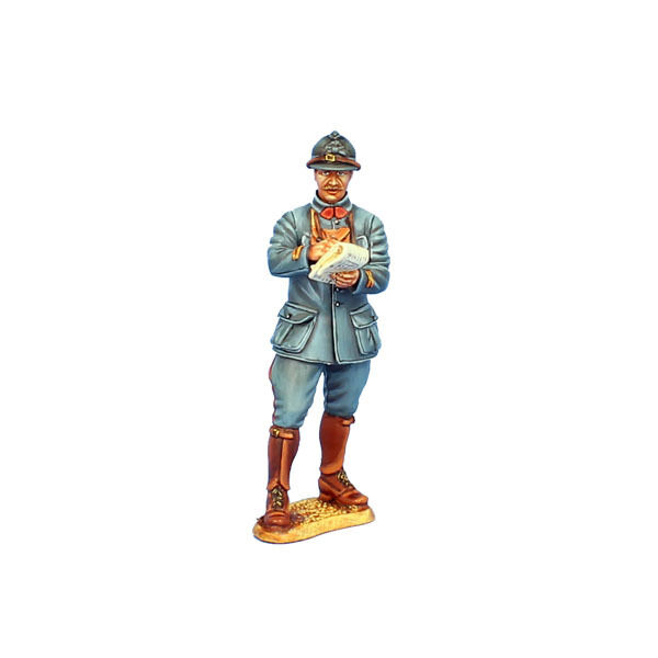 GW037 French Artillery Officer by First Legion