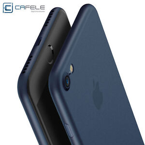 A-Prueba-De-Choques-Mate-Claro-Espalda-Funda-Cartera-para-iPhone-5S-6-6s-7-7Plus