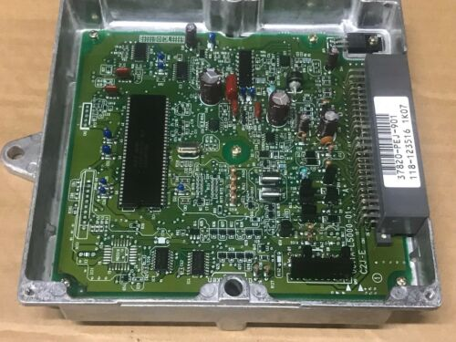 JDM 98-01 Honda Civic D15b Obd2 Sohc Non Vtec Automatic Ecu 37820-PEJ-901