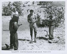 SEAN CONNERY JAMES BOND 007 CONTRE DR NO 1962 VINTAGE PHOTO #7