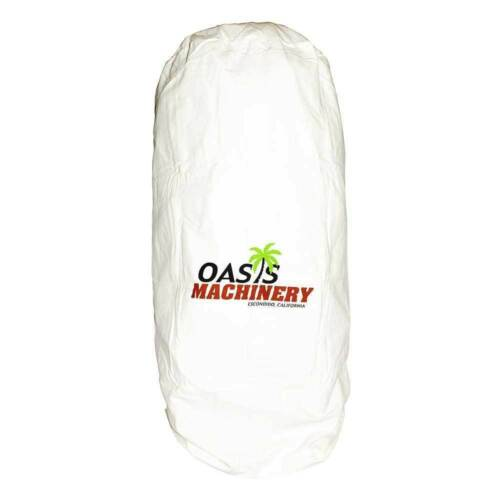 "Big Horn 11767 20/"" Dia 30 Micron Dust Filter Bag 30/""x47/"" OM DC2000,3000,5000"